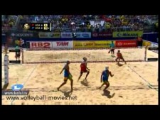 Long rally (Fuerbringer/Lucena - Rogers/Dalhausser)