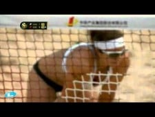 Walsh/May-Treanor - Holtwick/Semmler (Beijing 2011)