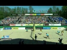 Ricardo/Cunha - Pedro/Marcio (Silesia Open 2012)