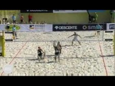 Rogers/Dalhausser- Cunha/Salgado (World Tour Prague 2011)