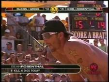 Sean Rosenthal great spikes