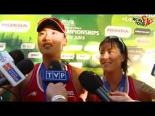 Final of the women's tournament (Highlights)