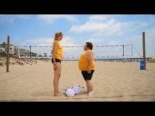 Craziest Beach Volleyball (w/ Kerri Walsh Jennings)