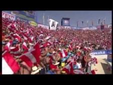 Beach Volleyball European Championship 2013 (short curt)