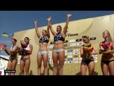 Women World Tour Anapa Open 2014 (Highlights)