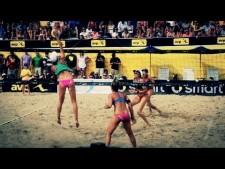 AVP Beach Volleyball - Milwaukee Open (Highlights)