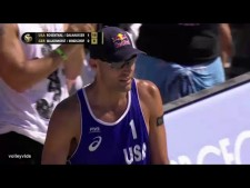 Phil Dalhausser 4 aces in a row