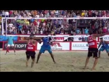 Highlight of the Final: FIVB Beach 2015 Moscow Grand Slam