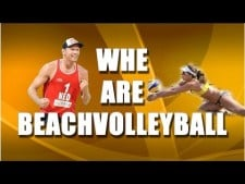 Why we love Beach Volleyball