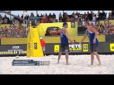 St Pete Grand Slam Men's and Women's Finals Highlights
