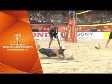 Christiaan Vaarenhorst great action