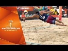 Lucena/Brunner - Pereira/Younousse great action