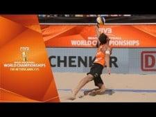 Nummerdor/Varenhorst - Solberg/Evandro (full match)