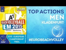 Best actions: European Championship 2015