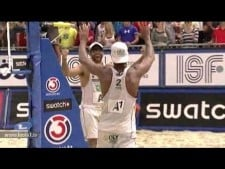 Double Block on Phil Dalhausser