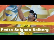 Pedro Salgado in  World Championships 2015