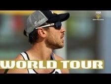 Beach Volley Profile: Edouard Rowlandson