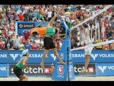 Alison Cerutti powerful spike