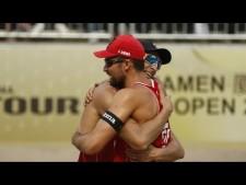 Herrera/Gavira - Samoilovs/Smedins (full match)