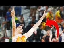 Robert Meeuwsen 2nd meter spike