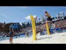 Top 20 Powerful Beach Volleyball Spikes by Alison Cerutti |