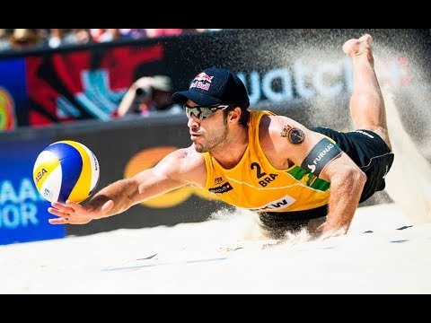 TOP » 20 Beach Volleyball Digs 2018 | World Tour
