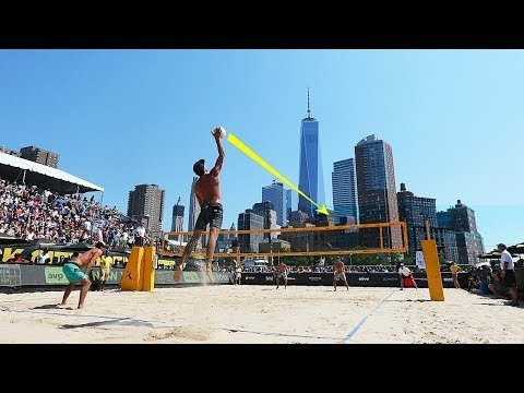 Best ACE 2018 FIVB Beach Volleyball World Tour