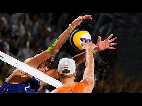 TOP 30 in Beach VolleyballVNL 2018