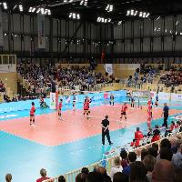 Sporthalle am Platz der Deutschen Einheit
