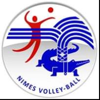Women Nîmes Volley-Ball